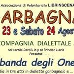 Due serate con la Compagnia dialettale di Garbagna chiudono la stagione teatrale di Librinscena