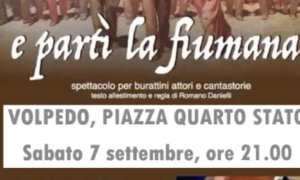 Secondo fine settimana della X Biennale Pellizziana a Volpedo, sabato i burattini del Quarto Stato e domenica la camminata