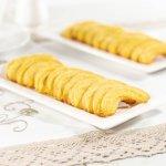 Ricetta – I biscotti Krumiri al mais