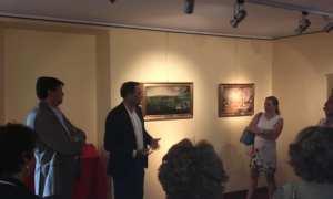 Strepitoso successo per l'inaugurazione della mostra con i dipinti fiamminghi a Garbagna