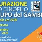 Apertura Centro Cinofilo Occhilupo del Gambera a Vho di Tortona