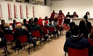 Tortona – Tanta gente alla presentazione del Corso per diventare Volontario in Croce Rossa