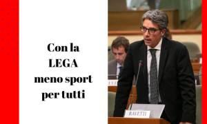 La Regione Piemonte taglia i fondi per le manifestazioni sportive