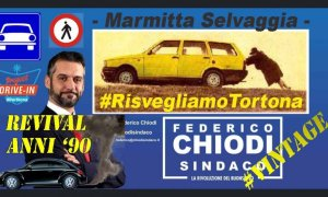 ZTL – Con Federico Chiodi Sindaco, Tortona si è risvegliata… negli anni Novanta
