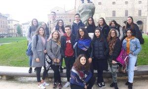 L'Istituto Marconi in gita a Parma