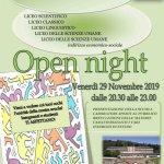 Torna l'Open Night al Liceo Peano di Tortona