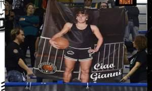 Il Derthona Basket dice addio a Gianni Cermelli