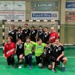 Pallamano Derthona in campo con l'Under 15 e l'Under 11