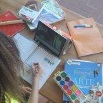 L'impegno del Liceo Peano per accompagnare nei compiti pomeridiani i bambini del Campo Sinti di Tortona