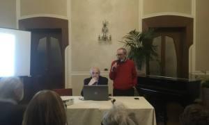Armando Bergaglio ricorda Ugo Rozzo