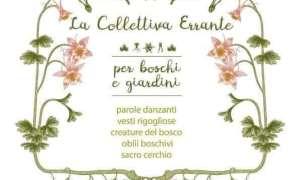 Casalnoceto – Domenica la Collettiva Errante nei giardini di Palazzo Vaccari