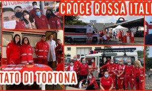 Un regalo speciale, per un diverso NATALE, anzi due, con la Croce Rossa di Tortona