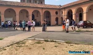 A Tortona il Piemonte NON ti vaccina. La disavventura di una tortonese al centro vaccinale di Sala don Remotti.