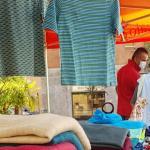 Oggi al Mercato Biologico di Volpedo l'abbigliamento bio-sostenibile di Resilienxa