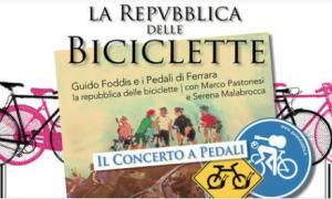 """Sabato a Garlasco lo spettacolo """"La repubblica delle Biciclette"""", anche Serena Malabrocca salirà sul palco"""