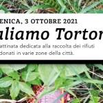 Puliamo Tortona, domenica una mattinata dedicata alla raccolta dei rifiuti abbandonati