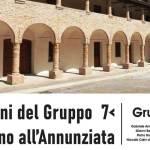 Il Gruppo 7 festeggia 10 anni di attività con una mostra presso il Chiostro dell'Annunziata a Tortona