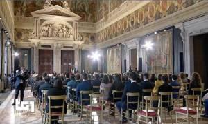 C'è anche uno studente tortonese tra i 50 alfieri del lavoro premiati oggi a Roma