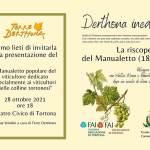 È stato ristampato il manualetto popolare del viticultore tortonese, sarà presentato giovedì al ridotto del Teatro Civico di Tortona