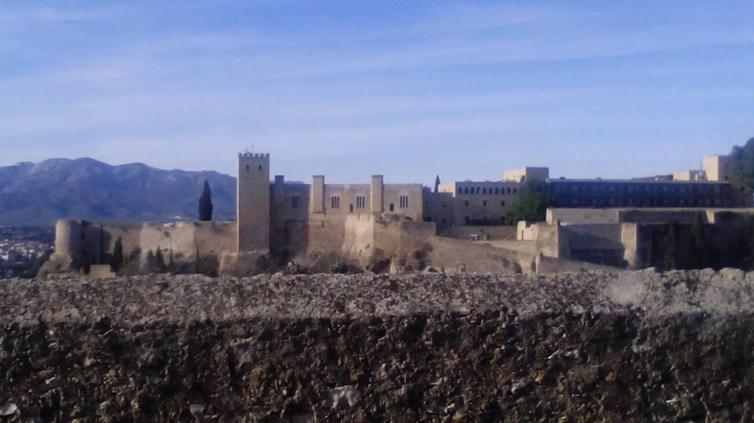 castillo de la Zuda, Tortosa