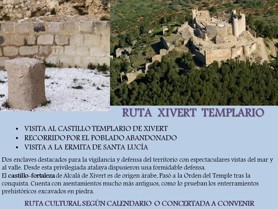 Ruta Xivert Templario