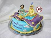 Tort Aladin si Jasmin_cake Aladin and Jasmin3
