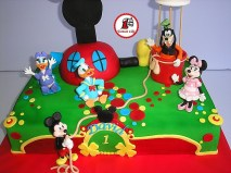 tort cake club mickey mouse 0