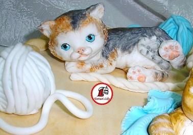 tort cu pisicute 2