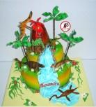 Tort dinozauri_ 1