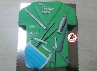 tort halat chirurg
