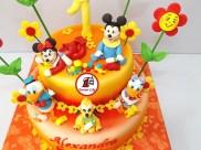 tort mickey mouse bebelus 6