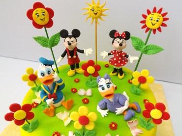 tort mickey mouse poienita 4