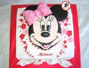 tort Minnie Mouse 1