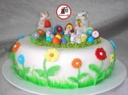 Tort Paste iepurasi 4