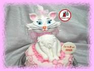 tort pisicuta aristocrata marie
