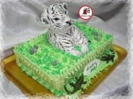 tort pui de tigru alb 3