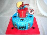 Tort Spiderman pt Alex_5