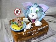 tort tom si jerry farfurie 50