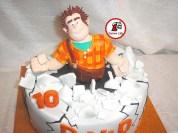 tort -Wreck-it-Ralph