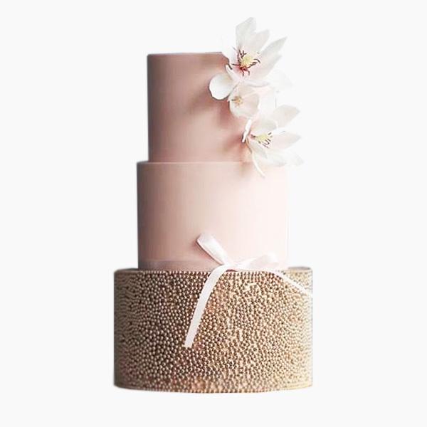 Свадебный торт №006