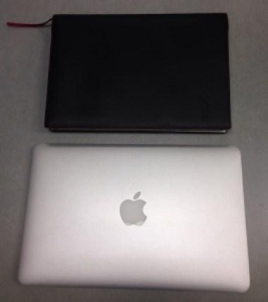 Macと比較 大きさ