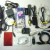 スマホ、パソコン周りのケーブルや小物をダイソーの「ジッパーケース」で整理!収納、探す、取り出すが便利に!!