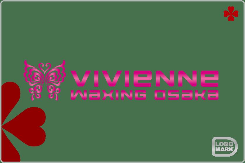 ロゴマーク・パーソナルロゴ_制作例,ロゴデザイン,ブランドマーク,キャラクター,オシャレ,かわいい,かっこいい,品がある,デザイン,Logo,Mark,toru chang,Vivienne,ヴィヴィアン,大阪
