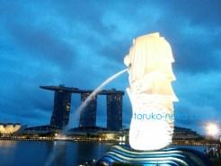 トルコからシンガポールに行ってきたので マーライオンなど、お勧めスポットを紹介している画像 写真