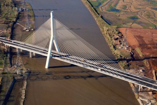 Flintshire Bridge (River Dee Crossing)