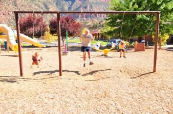 Swings with Ram