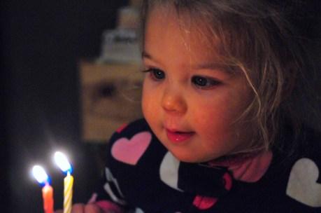 Tegan's birthday 2011