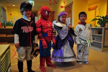 Halloween at Keystone Preschool