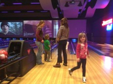 Soph, did you just roll another strike?