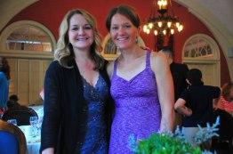 Tracy and Kari!